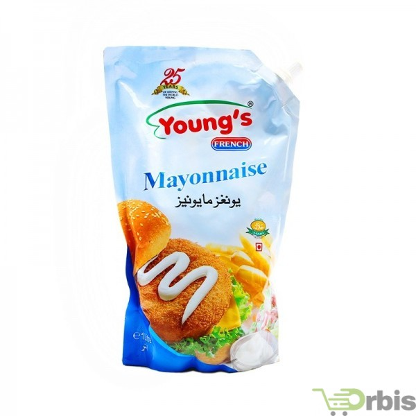 young s mayonnaise pouch 01 liter orbis