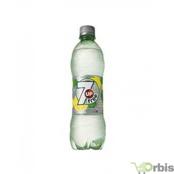 7up Diet 500 Ml Orbis