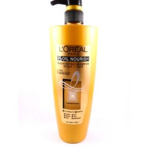 L'Oreal Paris 6 Oil Nourishing Shampoo – 640 ml