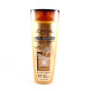 L'Oreal Paris 6 Oil Nourishing Shampoo – 360ML