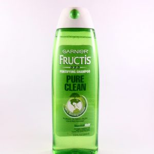 Garnier Fructis Pure Clean Shampoo -384ML