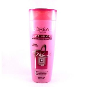 L'Oreal Paris Nutri Gloss Shampoo –175ml.