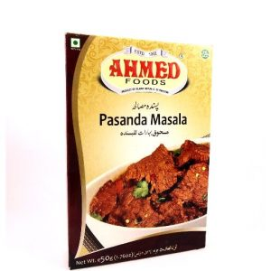 Ahmed Foods Pasanda Masala-50 grams.