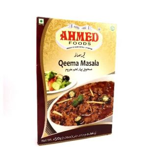 Ahmed Foods Qeema Masala-50 grams.