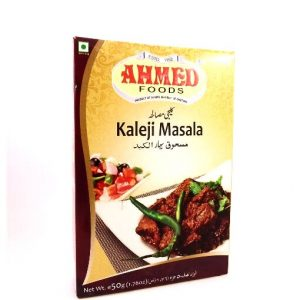 Ahmed Foods Kaleji Masala-50 grams.