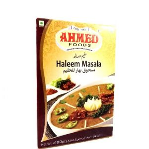 Ahmed Foods Haleem Masala-50 grams.