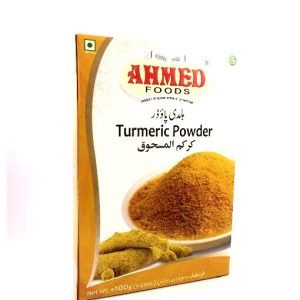 Ahmed Foods Turmeric Powder-100 grams.