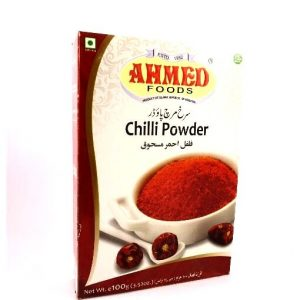 Ahmed Foods Chilli Powder-100 grams.