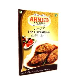 Ahmed Foods Fish Curry Masala-50 grams.