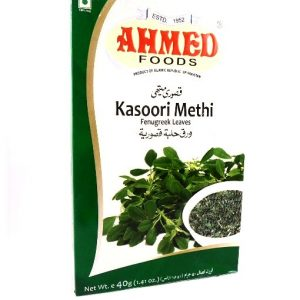 Ahmed Foods Kasoori Methi-40 grams.
