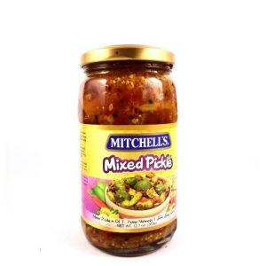 Mitchell's Mixed Pickle- 360 grams