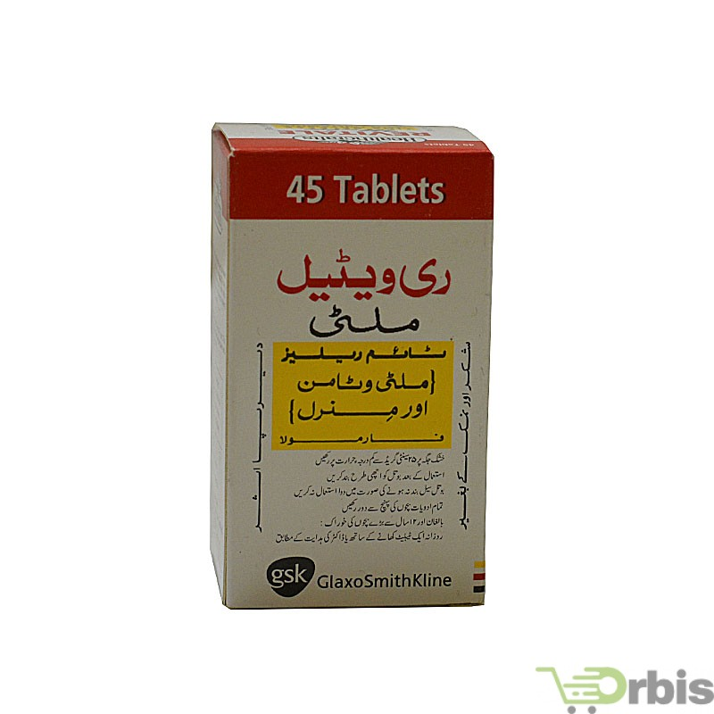 Revitale Multi Tablets