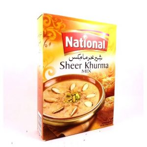 National Sheer Khurma Mix-160 grams.