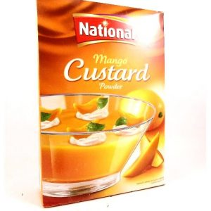 National Mango Custard Powder-300 grams