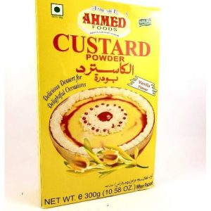Ahmed Foods Vanilla Custard Powder-300 grams