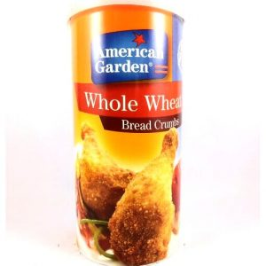 American Garden Whole Wheat Bread Crumbs-425 grams
