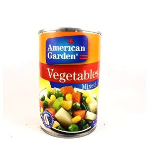 American Garden Mixed Vegetables -425G
