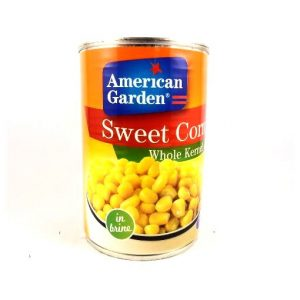 American Garden Sweet Corn Whole Kernel-250 grams