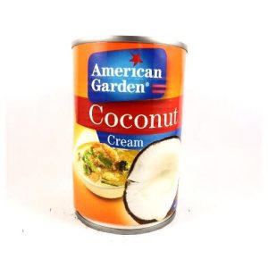 American Garden Coconut Cream-400ml