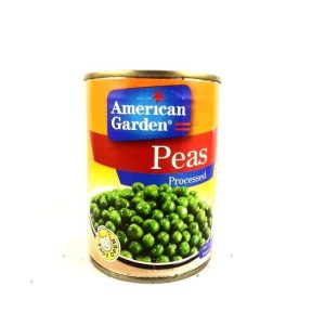 American Garden Processed Peas -260G