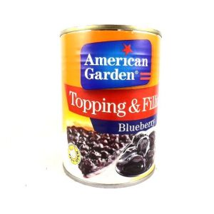 American Garden Topping & Filling Blueberry -595 grams