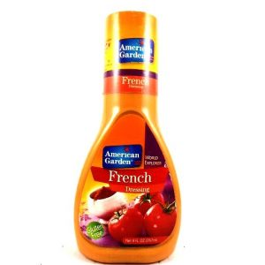 American Garden French Dressing-267ml
