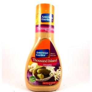 American Garden Thousand Island Dressing-267ml