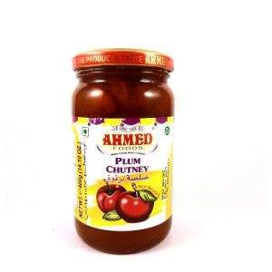 Ahmed Foods Plum Chutney-400 grams