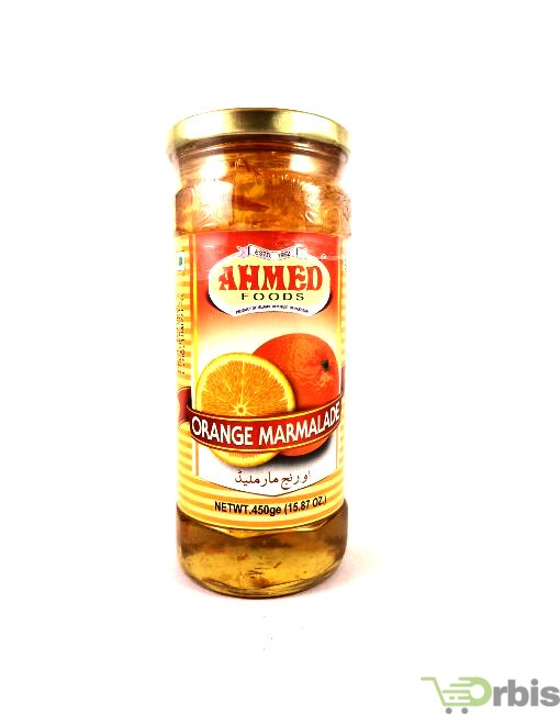 Ahmed Foods Orange Marmalade-450 grams