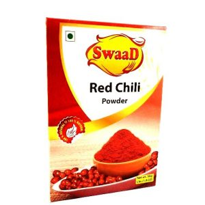 SwaaD Red Chilli Powder-50 grams