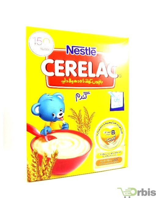 Nestle Cerelac Wheat-350 grams
