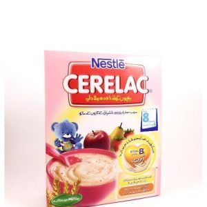Nestlé Cerelac Apple Strawberry & Pear-175 grams