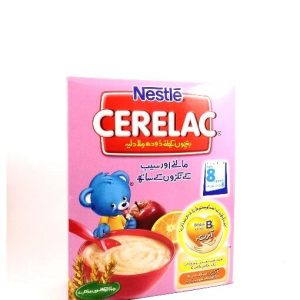 Nestlé Cerelac Orange & Apple-175 grams