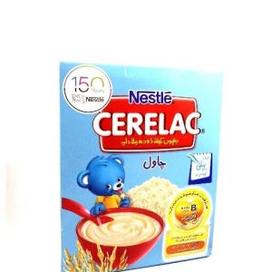 Nestlé Cerelac Rice-175 grams