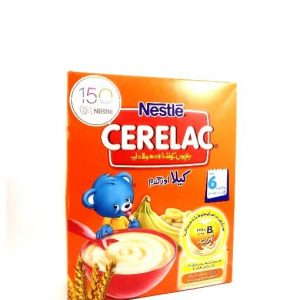 Nestlé Cerelac Banana & Wheat-175 grams