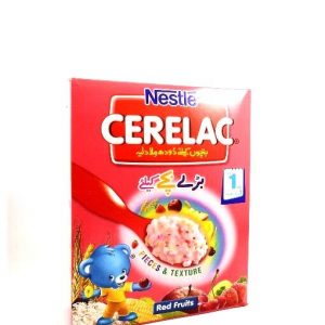 Nestlé Cerelac Red Fruits-175 grams