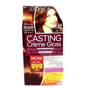 L'Oreal Paris Casting Creme Gloss No.534 Maple Caramel