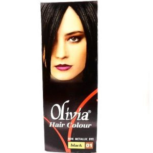 Olivia Hair Color No.01 Black
