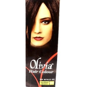 Olivia Hair Color No.03 Medium Brown