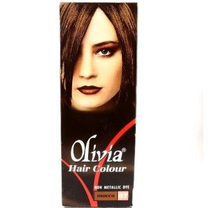 Olivia Hair Color No.07 Mocca