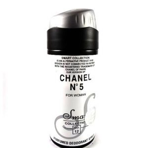 Smart Collection Chanel For Women No.12 Deodorant Spray-150ml