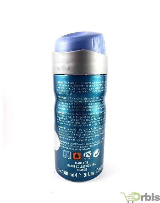 Smart Collection Cool Water For Mens No.40 Deodorant Spray-150ml
