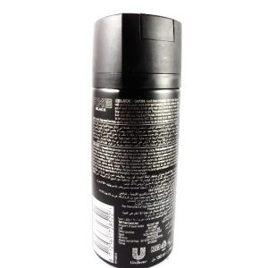 Axe Black Body Spray-150ml