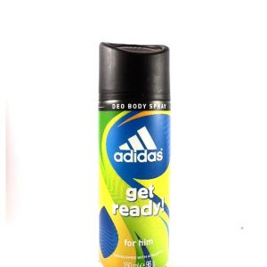 Adidas Get Ready Body Spray-150ml