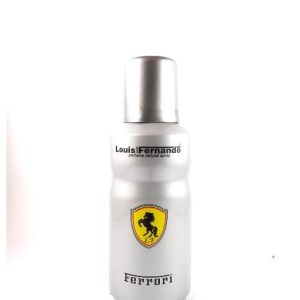 Louis Fernando Ferrori White Body Spray-150ml