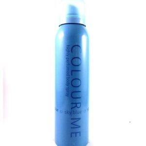 Colour Me Sky Blue Body spray-150ml