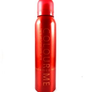 Colour Me Red Body spray-150ml