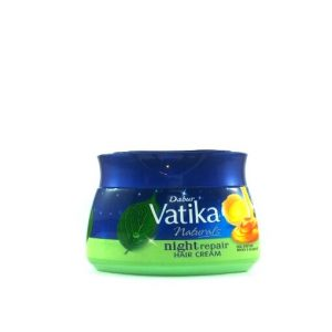 Dabur Vatika Naturals Night Repair Hair Cream-140ml
