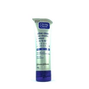 Clear & Clear Active Clear Cleanser-100g