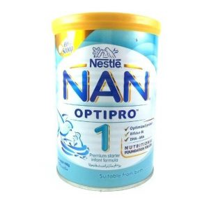 Nestle Nan Optipro 1 Milk Powder-400g